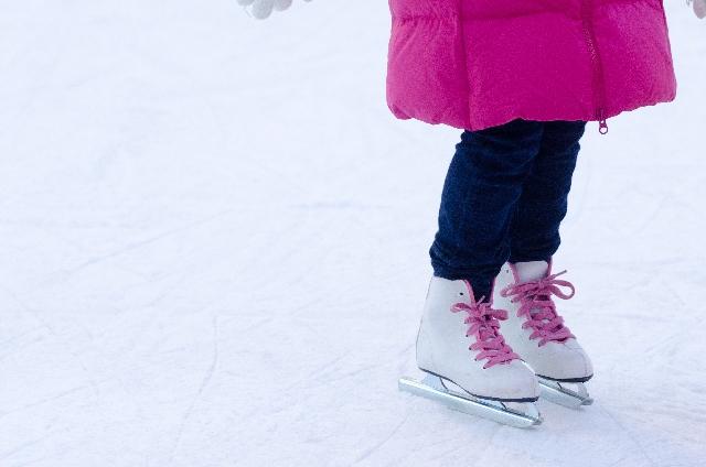 アイススケート画像