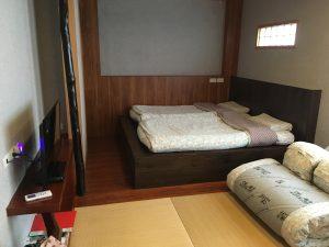 九份小町のお部屋は和室