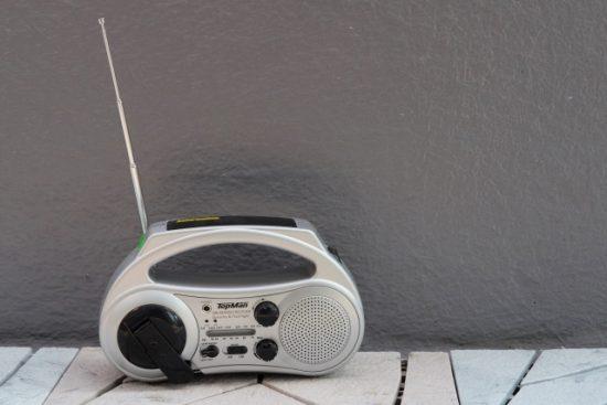 ラジオ画像