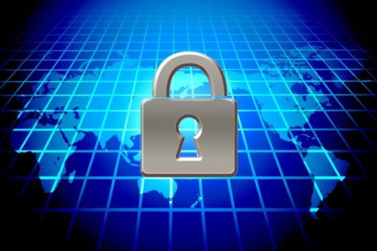 ネットワークセキュリティ警告メッセージ