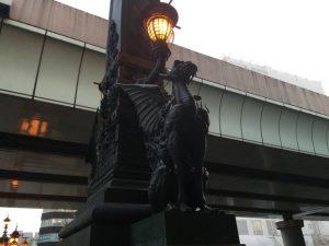 日本橋麒麟像