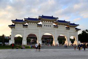 台北 自由広場