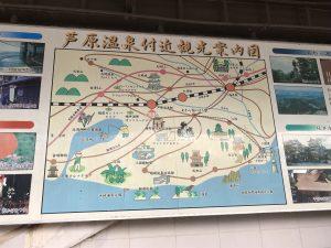 芦原温泉地図