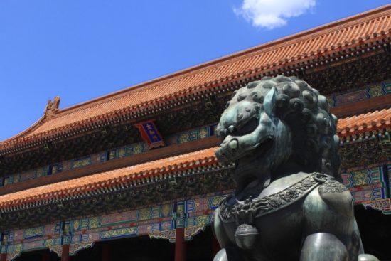 中国 北京 紫禁城 故宮