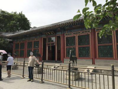 頤和園の楽寿堂