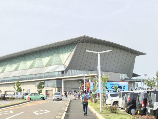 金沢いしかわ総合スポーツセンター
