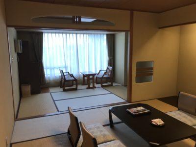 天橋立ホテルの10畳和室