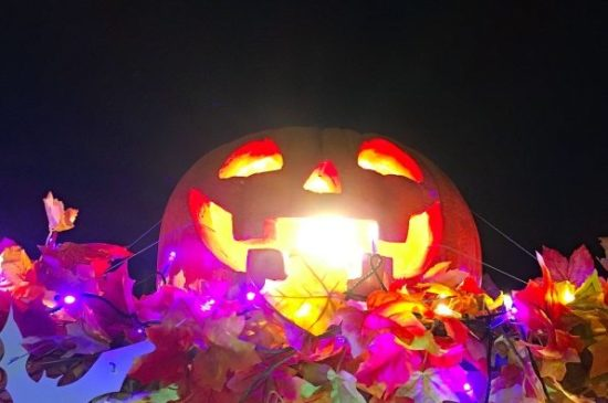 ハロウィン かぼちゃ ランタン