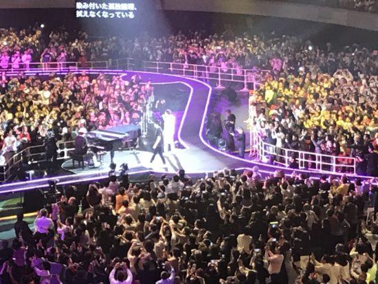 小田和正ライブENCORE大阪公演でスキマスイッチがゲスト出演