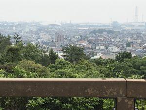 垂坂公園展望台